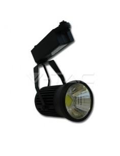 LedOne 30W LED Proiector - Black Body RGB Megazin Online Pret Ieftin