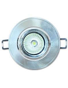 LedOne 5W Spot LED V-TAC COB Rotund Ajustabil Alb Rece 6000K Megazin Online Pret Ieftin