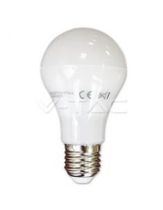 LedOne 7W Bec LED-E27 A60 Thermoplastic 6000K Megazin Online Pret Ieftin