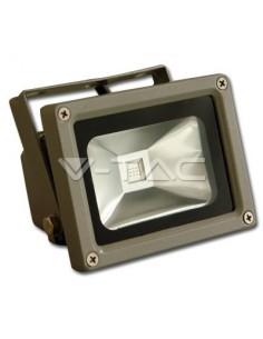 LedOne 10W Proiector LED V-TAC Clasic Alb Rece Megazin Online Pret Ieftin