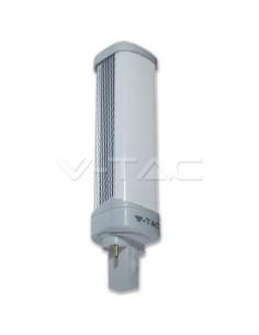 LedOne 10W Bec LED - G24 PL Alb Natural 4500K Megazin Online Pret Ieftin