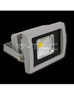 LedOne 10W Proiector LED V-TAC Classic PREMIUM Reflector - Alb Rece 6000K Megazin Online Pret Ieftin