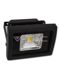 LedOne 10W Proiector LED V-TAC Classic PREMIUM Reflector - Graphite Body Alb Rece Megazin Online Pret Ieftin