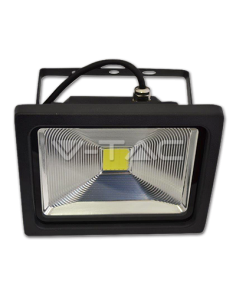 LedOne 50W Proiector LED V-TAC PREMIUM Graphite Alb Cald 3000K Megazin Online Pret Ieftin