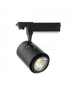 35W Proiector LED Sina Negru 3in1