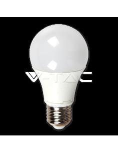 5W Bec LED E27 A60 Thermoplastic 3000K