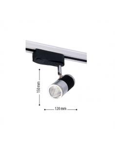 LedOne 5W Lampa LED Sina Metro COB 4500K Megazin Online Pret Ieftin