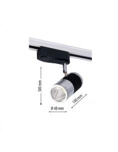 LedOne 10W Lampa LED Sina Metro COB 4500K Megazin Online Pret Ieftin