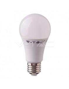 10W Bec LED E27 A60 Plastic 6400K CRI 95+ 6400K