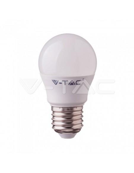 3.5W Bec LED E27 G45 Control RF RGB + 3000K