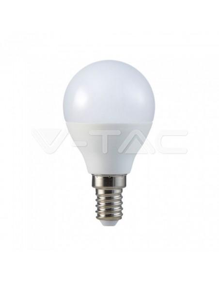 3.5W Bec LED E14 P45 Mat RGB Control RF + RGB + 3000K