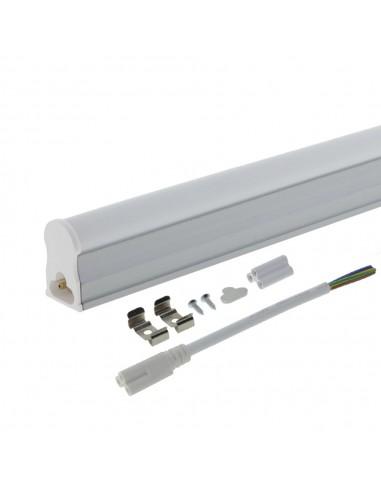 Tub LED T5 8W Alb Rece