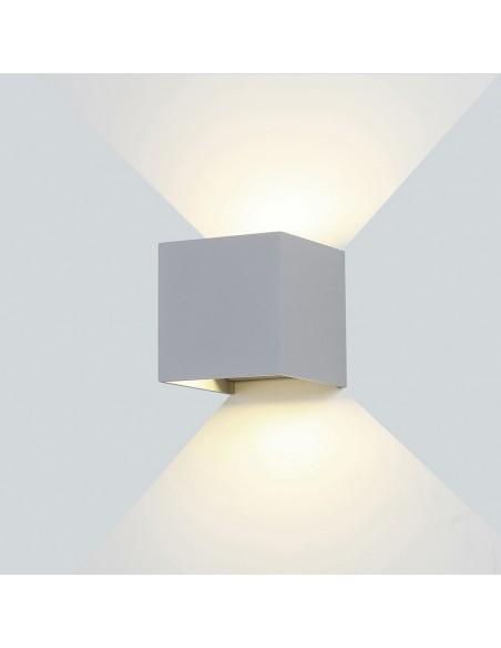 8W Bec LED Filament E27 G200 Dimabil  2000K