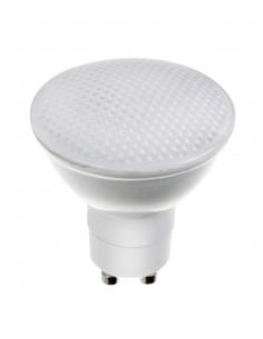 LedOne 6W Spot LED GU10 230V SMD 5630 15LED ALB RECE 6000K Megazin Online Pret Ieftin