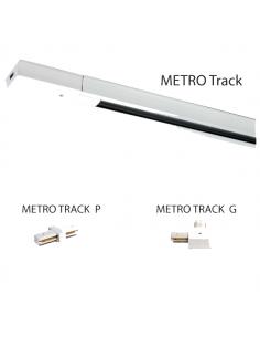 LedOne Sina Metro Track 1 metru + elemente imbinare Megazin Online Pret Ieftin