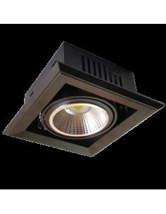 LedOne Spot LED AR111 GX53 1x23W + Suport 5000K Megazin Online Pret Ieftin