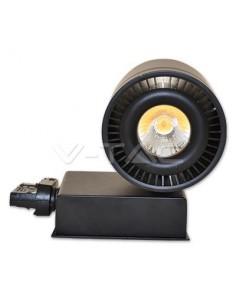 LedOne 33W Lampa LED Sina COB Neagra  3000K/4000K/6000K Megazin Online Pret Ieftin
