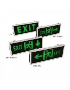 LedOne Kit Exit  LED  cu Acumulator Megazin Online Pret Ieftin