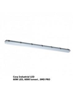 LedOne 60W Corp Iluminat Industrial PRO SMD 4000K Megazin Online Pret Ieftin