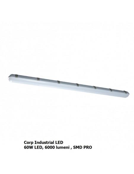 60W Corp Iluminat Industrial PRO SMD 4000K