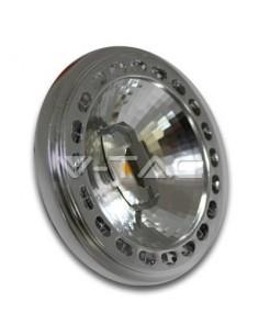 LedOne 15W Spot LED - AR111 230V Unghi 40 COB Chip 2700K Variator Megazin Online Pret Ieftin