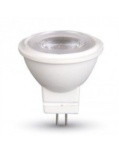 LedOne Spot LED - 2W MR11 12V Plastic 4500K Megazin Online Pret Ieftin
