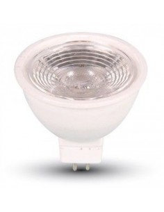 7W Spot LED MR16 12V Plastic 2700K