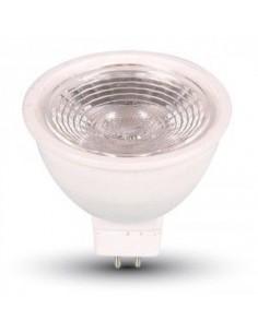 LedOne 7W Spot LED MR16 12V Plastic 6000K Megazin Online Pret Ieftin