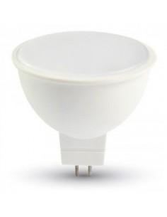 LedOne 7W Spot LED MR16 12V Plastic SMD 4500K Megazin Online Pret Ieftin