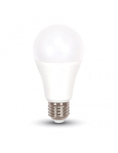 12W Bec LED  E27 A60 Thermo-Plastic 4500K