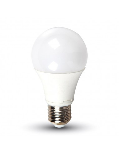 10W Bec LED  E27 A60 Thermo-Plastic 4500K