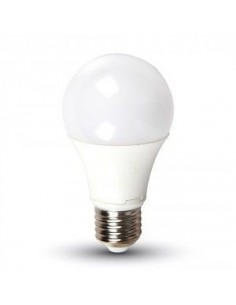LedOne 7W Bec LED E27 A60 Thermo-Plastic 2700K Megazin Online Pret Ieftin