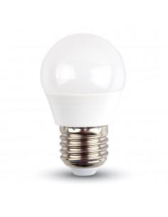 LedOne 6W Bec LED E27 G45 2700K Megazin Online Pret Ieftin