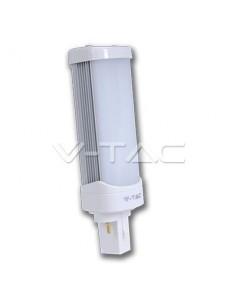 LedOne 6W Bec LED G24 PL 6000K Megazin Online Pret Ieftin