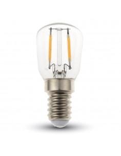 LedOne 2W Bec LED -Filament E14 ST26 4500K  Megazin Online Pret Ieftin