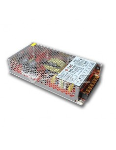 LedOne 120W Sursa Banda LED 12V 10A Metal Megazin Online Pret Ieftin
