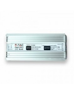 LedOne 60W Sursa Banda LED - 12V 5A Metal IP65 Megazin Online Pret Ieftin