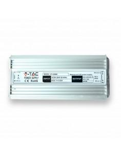 LedOne 120W Sursa Banda LED -12V 10A Metal IP65 Megazin Online Pret Ieftin