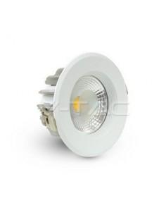 LedOne 10W Spot LED COB Incastrabil Rotund A++ 120Lm/W 3000K Megazin Online Pret Ieftin
