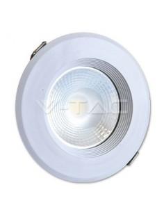 LedOne 20W Spot LED COB Incastrabil In10W Corp 4500K Megazin Online Pret Ieftin
