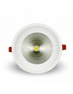 LedOne 9W Spot LED Incastrabill Bridgelux Chip 6000K Megazin Online Pret Ieftin