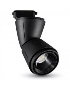 LedOne 45W Lampa/Proiector/Spot LED Magazine Corp Negru 6000K   Megazin Online Pret Ieftin