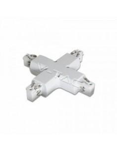 LedOne 4X Sina Lumina Connector Alb Megazin Online Pret Ieftin