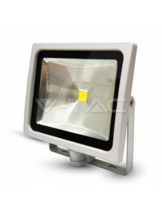 LedOne 30W Proiector LED V-TAC Detector PREMIUM - 3000K Megazin Online Pret Ieftin