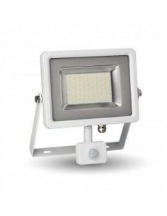 LedOne 30W Proiector LED SMD Detector Corp Alb 6000K   Megazin Online Pret Ieftin