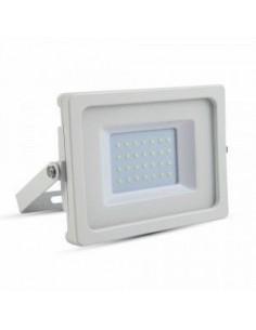 LedOne 30W Proiector LED SMD Corp Alb 4500K  Megazin Online Pret Ieftin