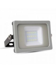 LedOne 10W Proiector LED Negru/Corp Gri SMD 4500K  Megazin Online Pret Ieftin
