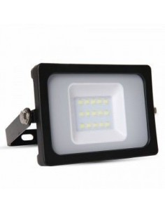 LedOne 10W Proiector LED Corp Negru SMD 6000K Megazin Online Pret Ieftin