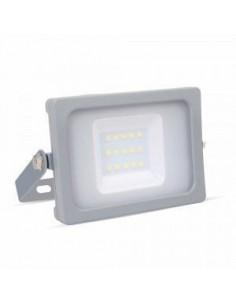 LedOne 10W Proiector LED Corp Gri SMD 6400K Megazin Online Pret Ieftin