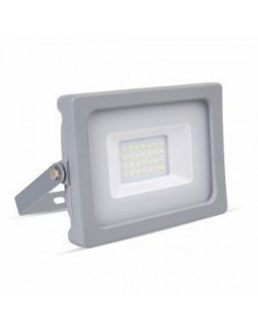 LedOne 20W Proiector LED Corp Gri SMD 6400K Megazin Online Pret Ieftin